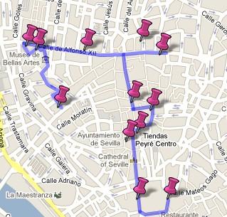 Ruta de Belenes por Sevilla