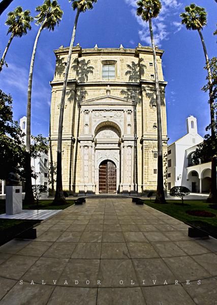 Iglesia Pleno Parlamento de Andalucía