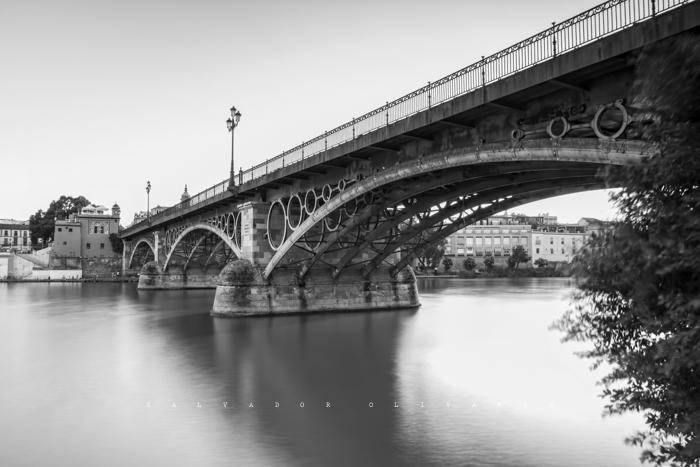 Las mejores fotos de Sevilla. Puente de Triana