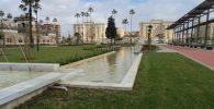 Un parque con pasado carcelario