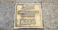 Kilómetro cero de Sevilla