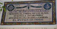 Vía Crucis Cervantino